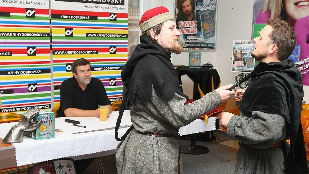 Vlastimil Vondruška, spisovatel, historik