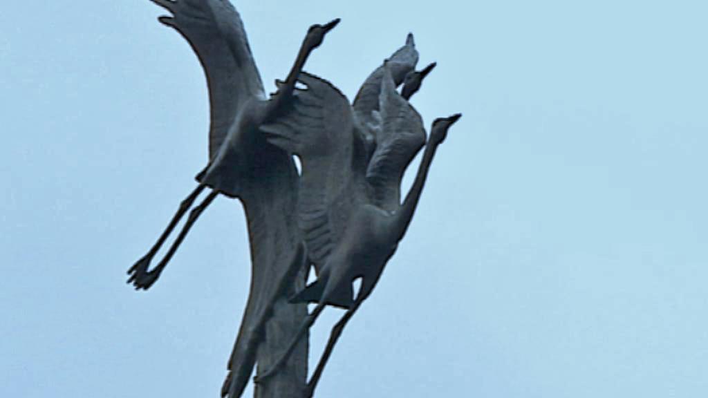 Pomník obětem z Dubrovky