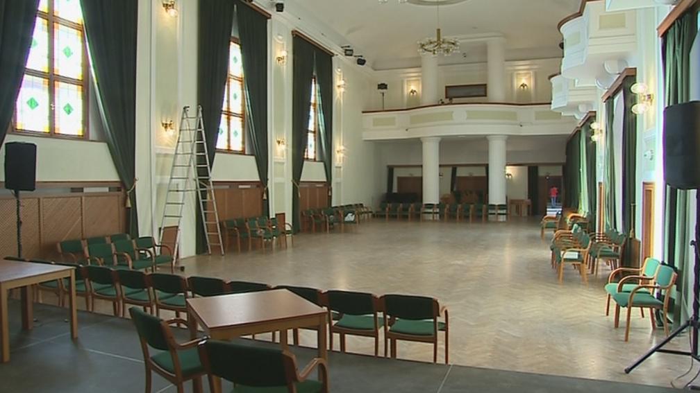 Uherské Hradiště nabídlo delegacím své nejreprezentativnější prostory