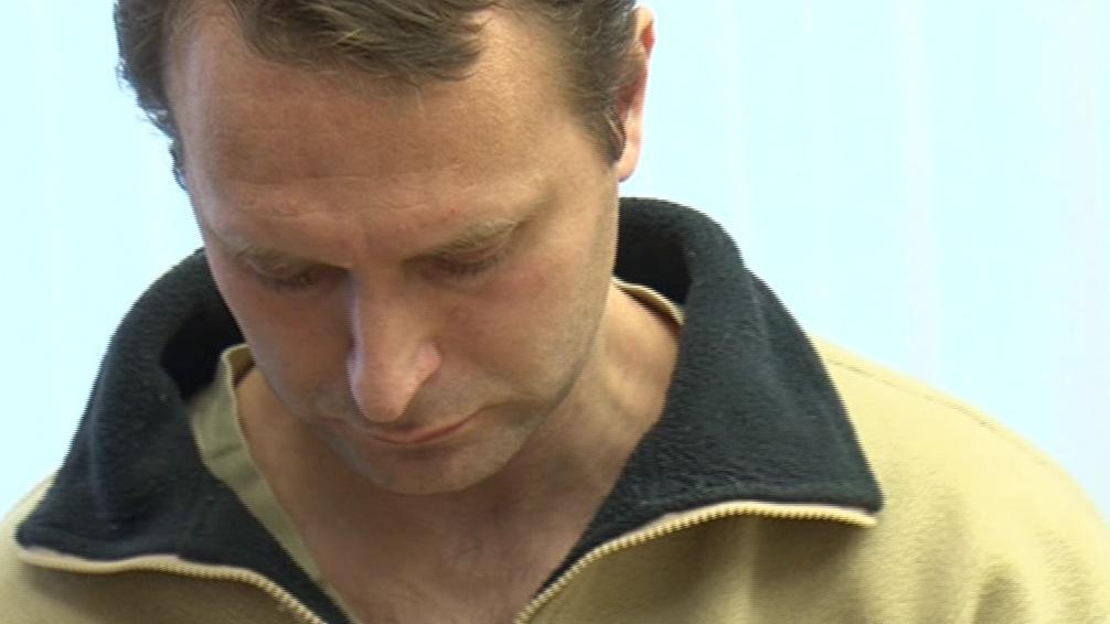 Filip Onderka dovedl policii k místu, kde bylo zakopané tělo