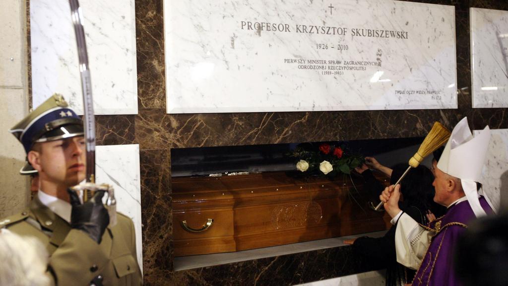 Pohřeb Ryzsarda Kaczorowského