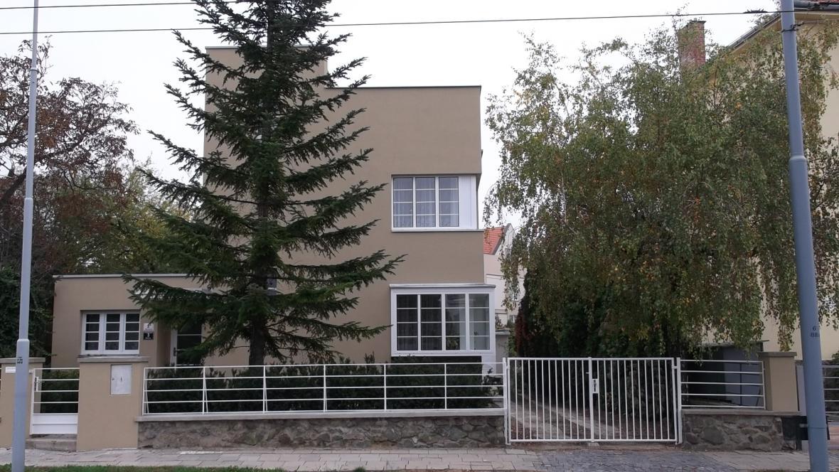 Haselmannův dům po opravě