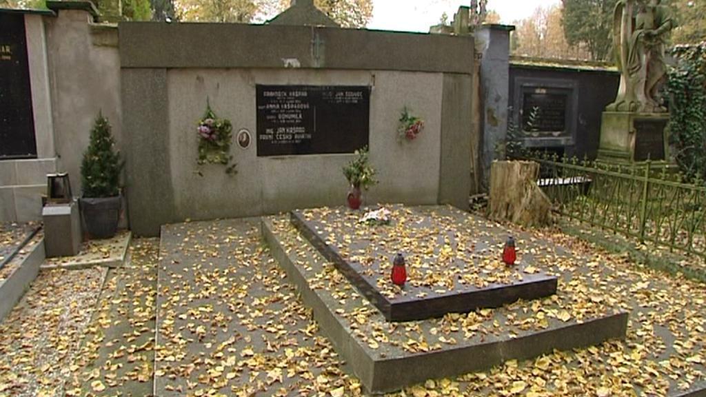 Hrobka Jana Kašpara