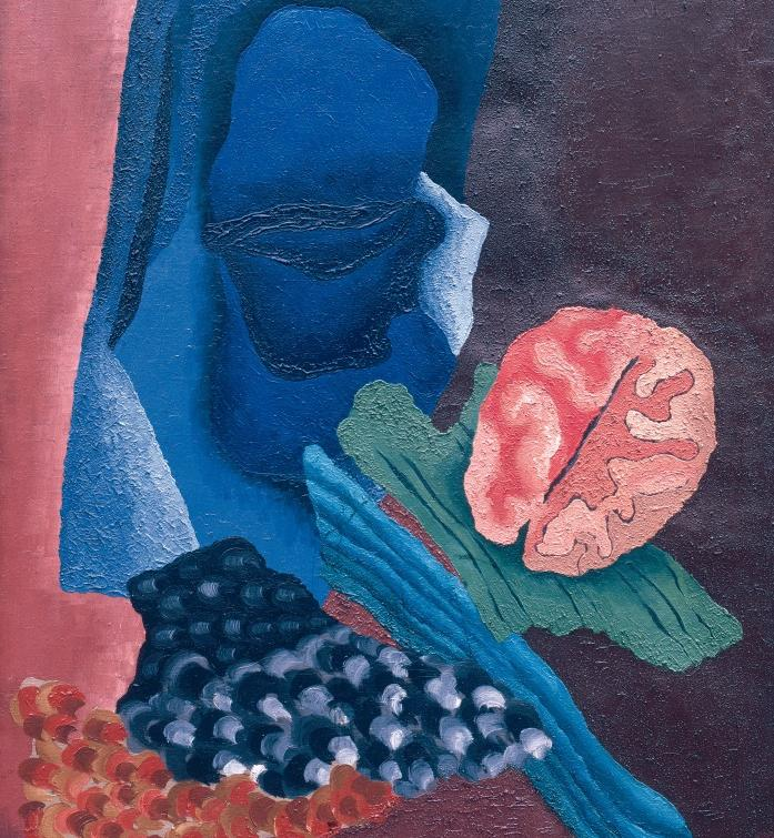 Toyen / Květena spánku (1931)