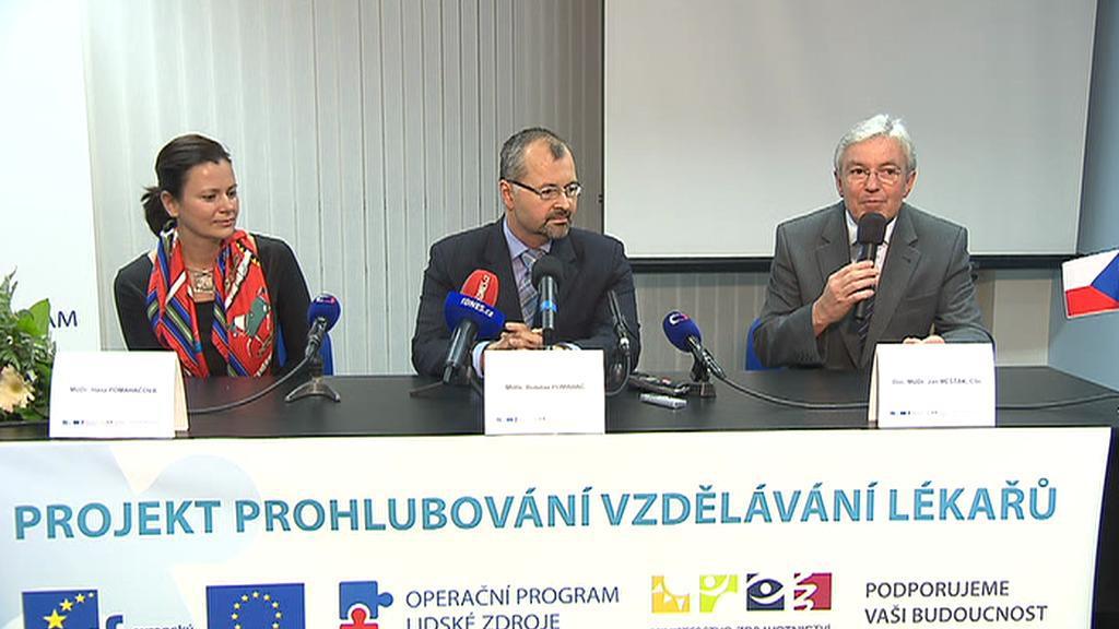Bohdan Pomahač v IKEMu