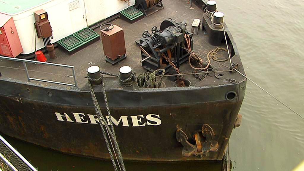 Loď Hermes