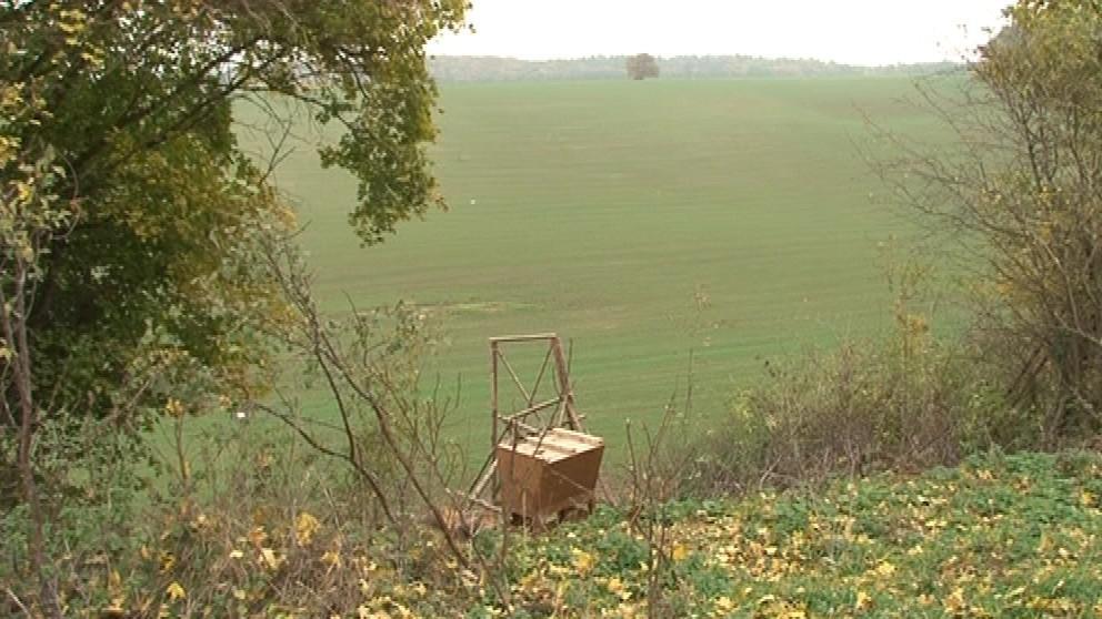 Myslivci přišli o posedy zrovna před loveckou sezonou