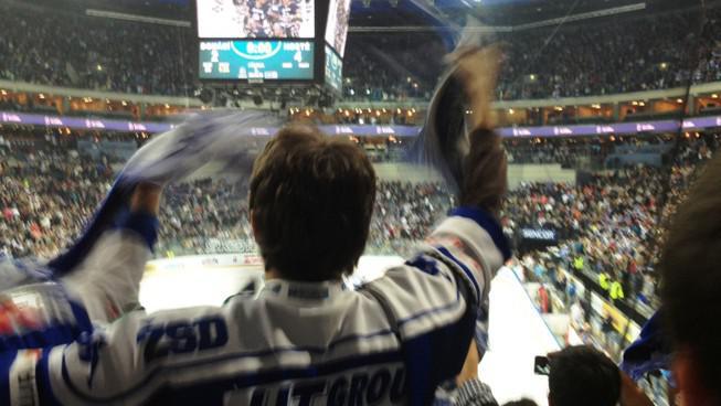 Gól mohli brněnští fanoušci slavit čtyřikrát
