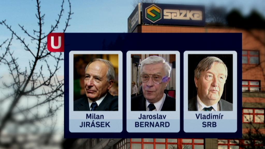 Podezřelí v kauze převodu dluhů Sazky