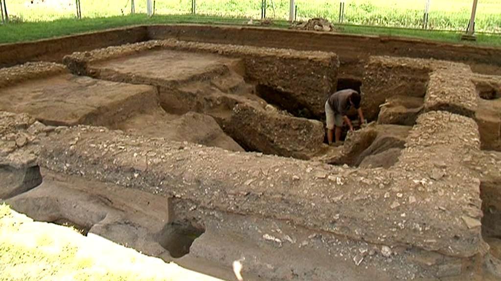 Archeologický nález u Mikulčic