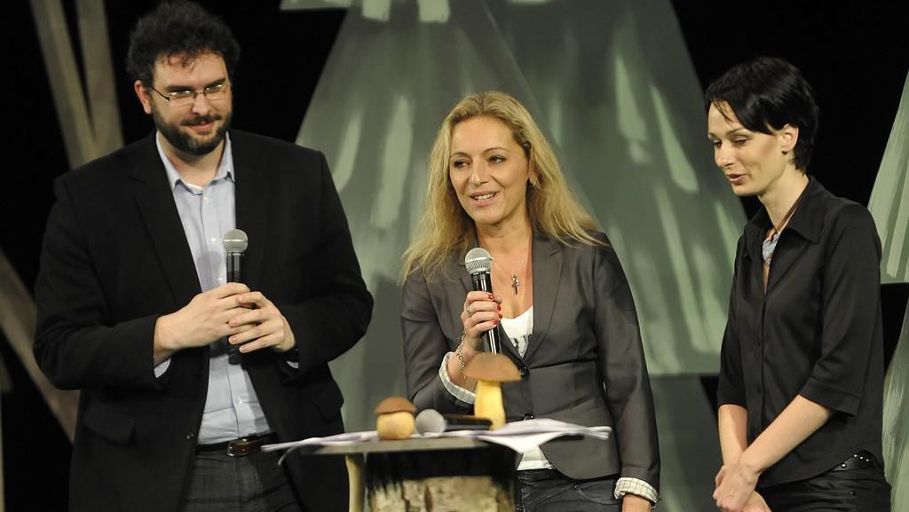 Erik Tabery, Aneta Snopová a Markéta Dobiášová