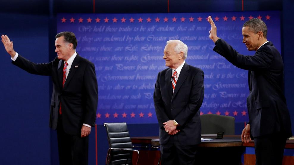 Třetí předvolební prezidentská debata