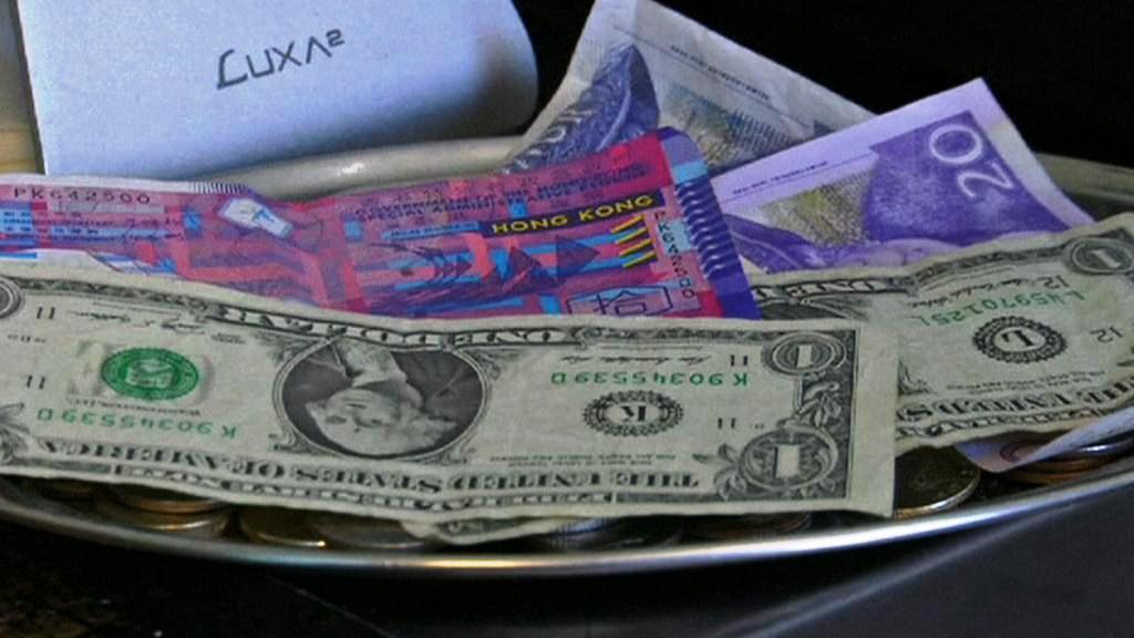 """""""Špinavé"""" peníze"""