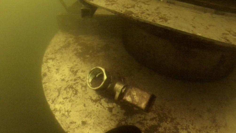 Okysličená voda z věží brání vzniku sinic
