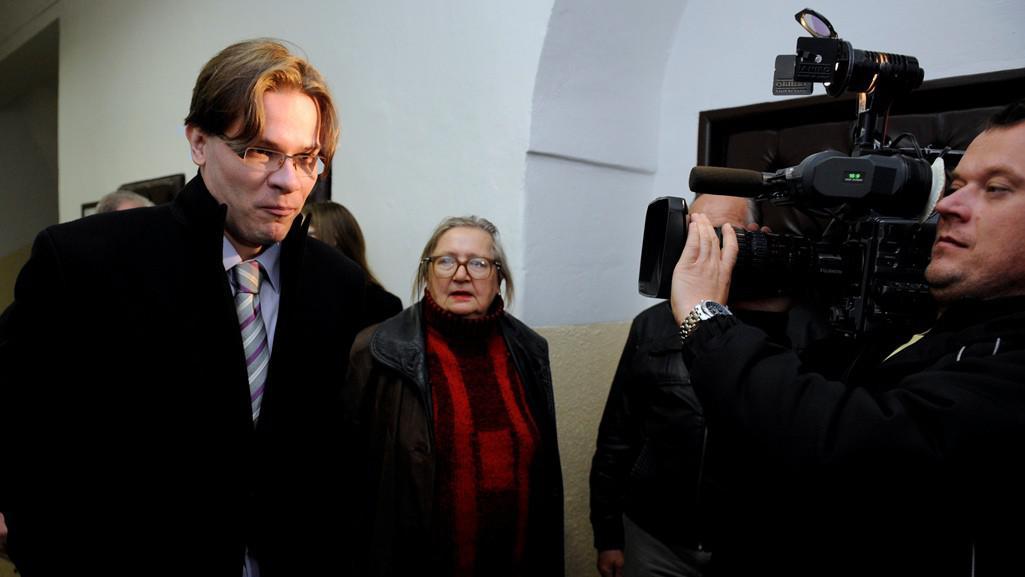 Patrik Šimon u soudu