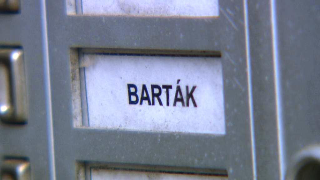 Zvonek Martina Bartáka