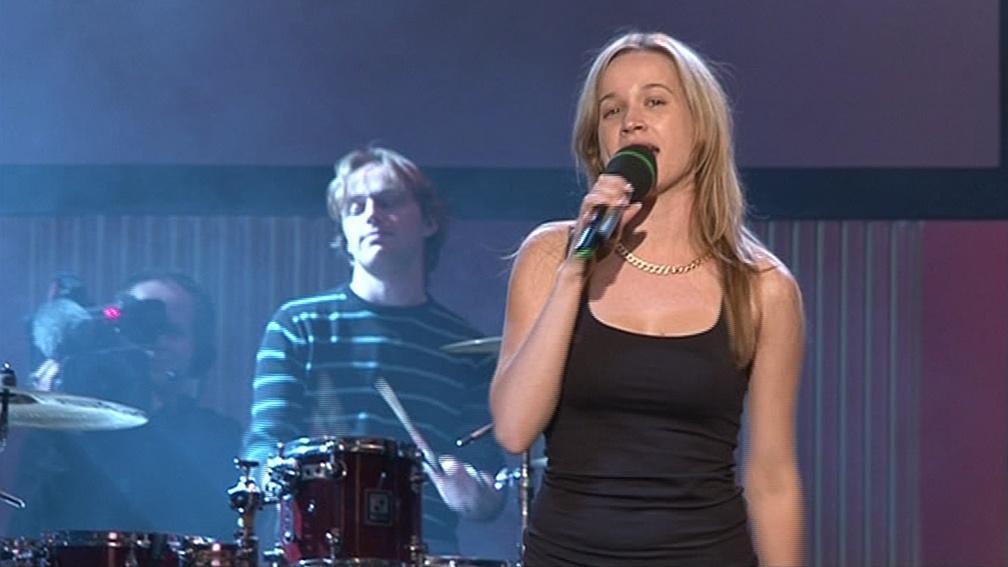 V pořadu vystoupí i slovenská zpěvačka Kristina