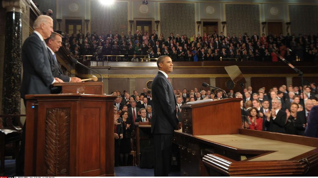 Obama v Kongresu