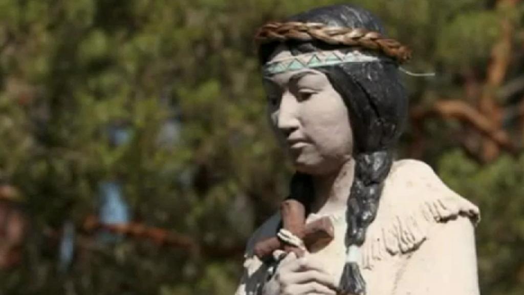Kateri Tekakwithaová, první svatořečená indiánka