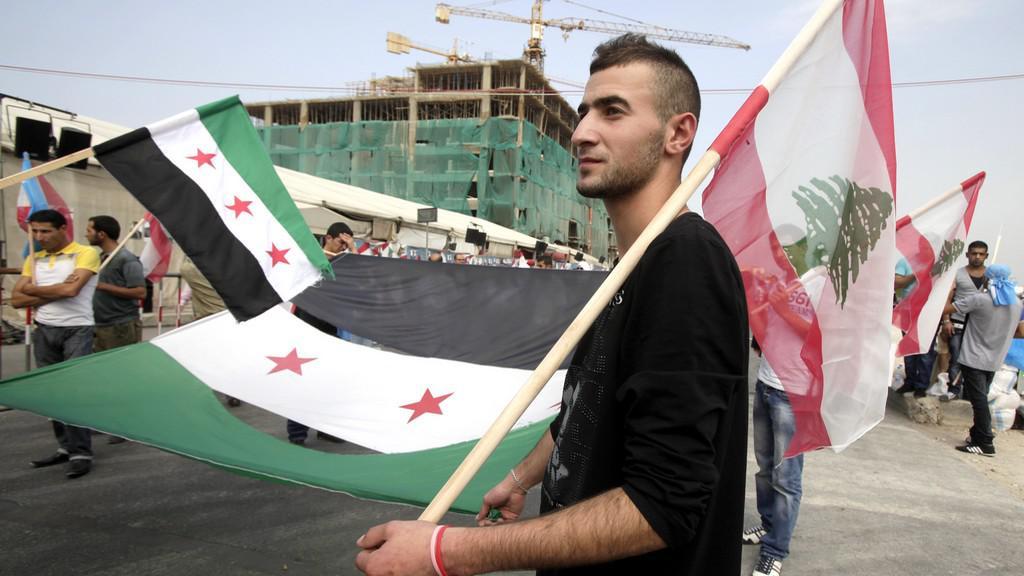Protesty v Libanonu