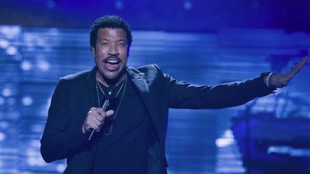 Lionel Richie na turné
