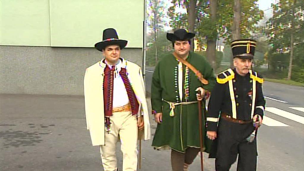 Volby během jarmarku v Ratiboři