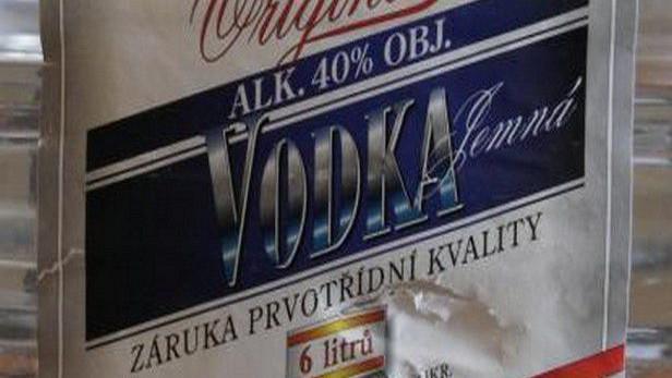Zadržený alkohol