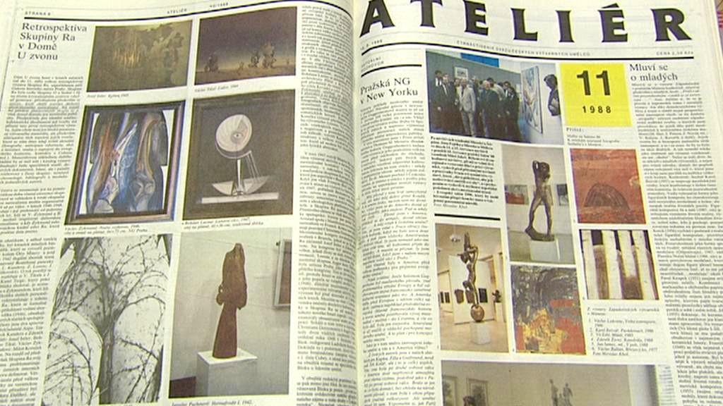Časopis Ateliér