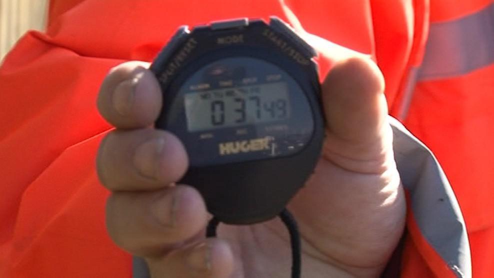 Za najetí na překážku dostali závodníci až dvacet trestných sekund
