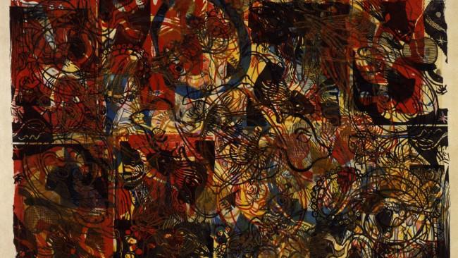 Výstava Rytmy + pohyb + světlo