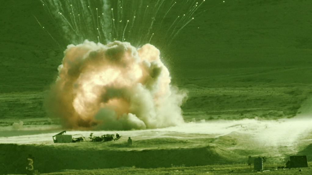 Natáčení filmu Všiváci v Afghánistánu