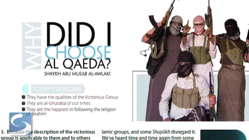 Časopis al-Káidy Inspiruj