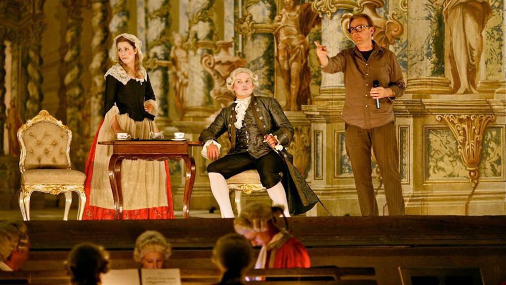 Giuseppe Scarlatti: Kde je láska, je i žárlivost