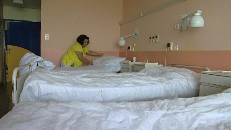 Daniela Čutová je v nemocnici spokojená