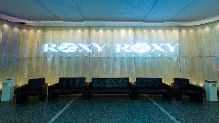 Hudební klub Roxy
