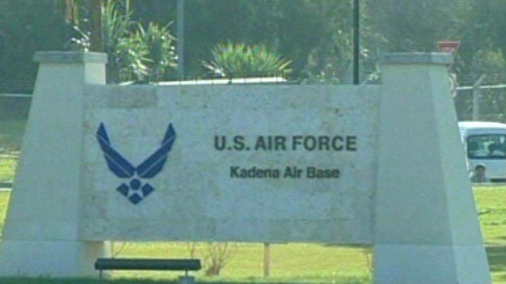 Americká vojenská základna na Okinawě