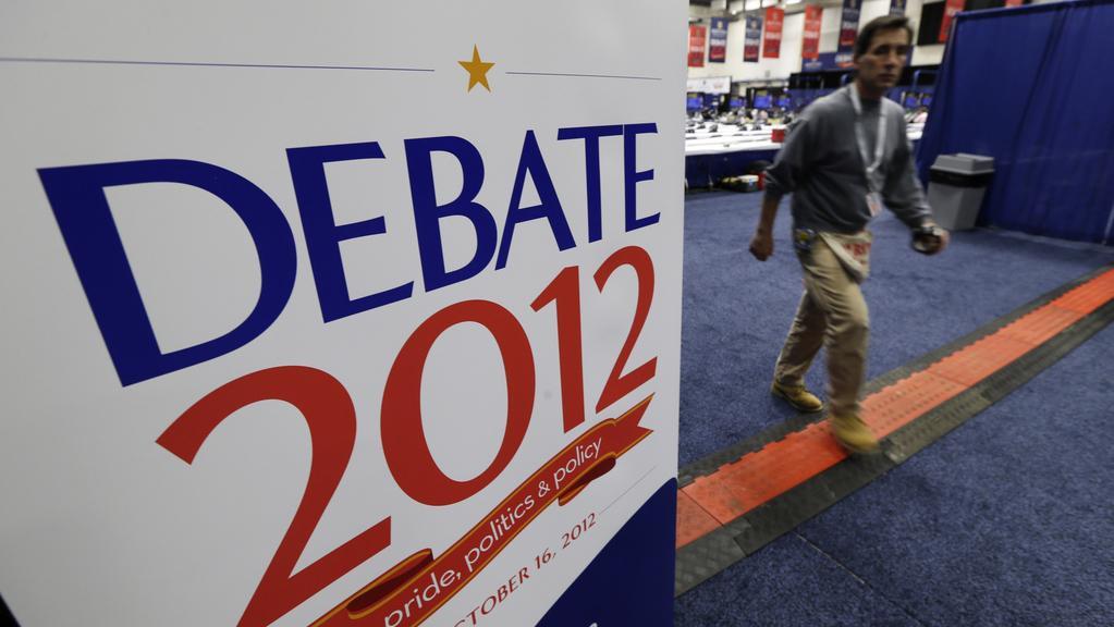 USA se připravují na další prezidentskou debatu