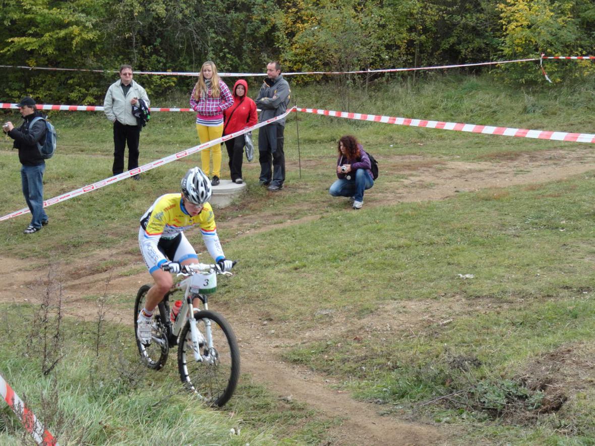Ze závodu Soběšická Mulda