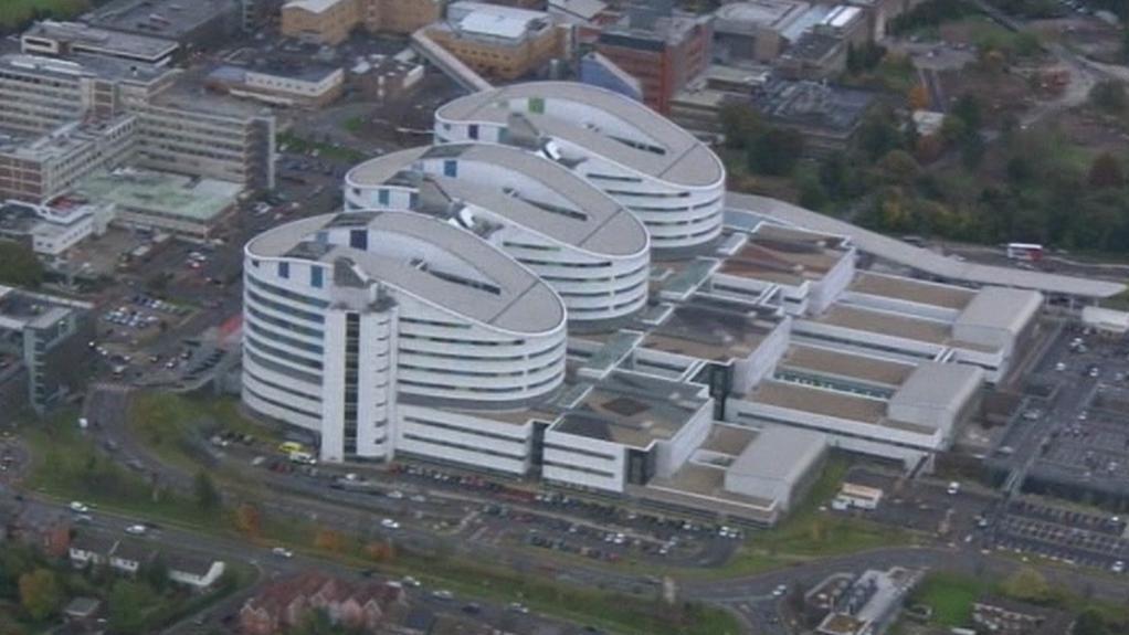 Vojenská nemocnice v Birminghamu