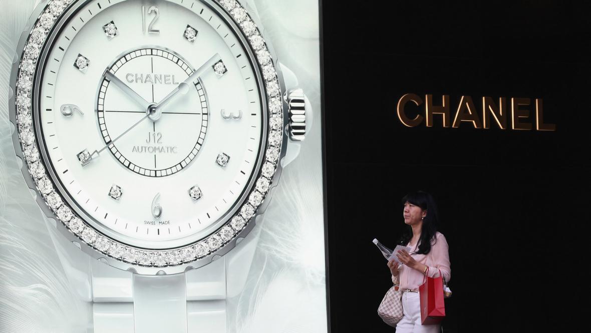 Luxusní móda v Číně