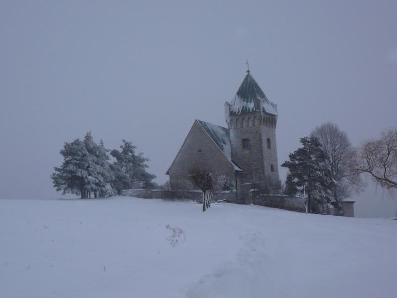 Vítochovský kostel