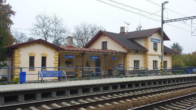 Mnichovické nádraží