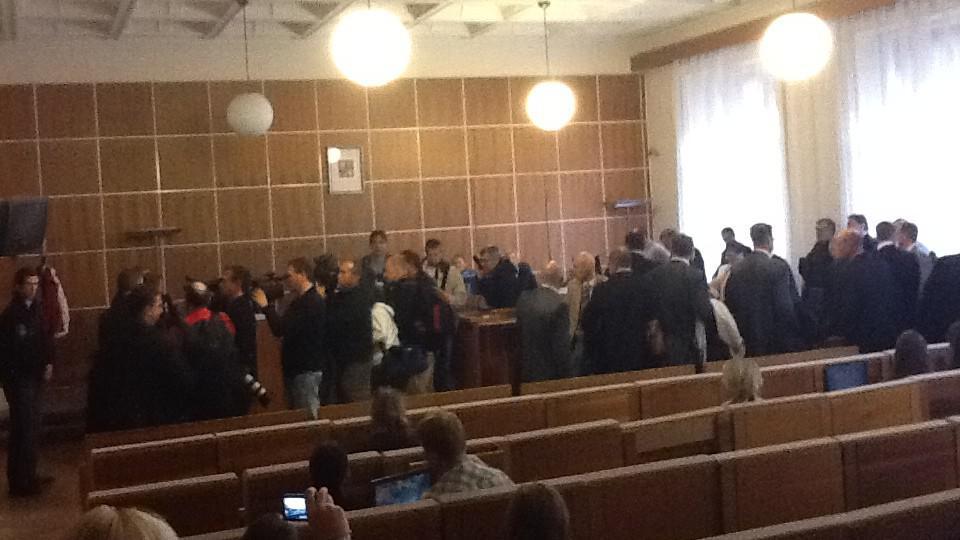Krajský soud začal projednávat kauzu Toflova gangu