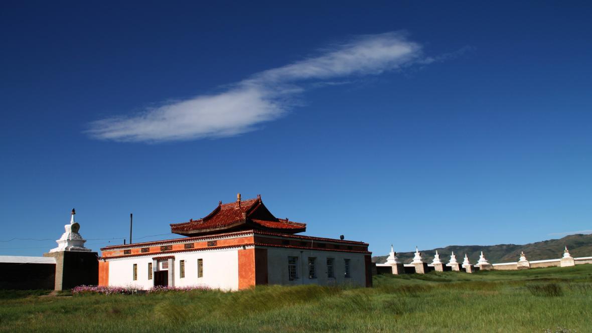 Klášter Erdene Zuu