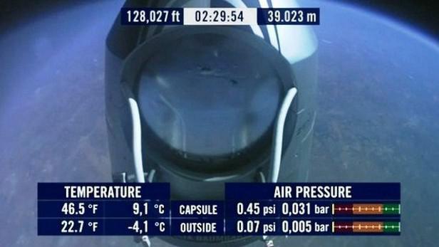 Baumgartnerova tlaková kapsle