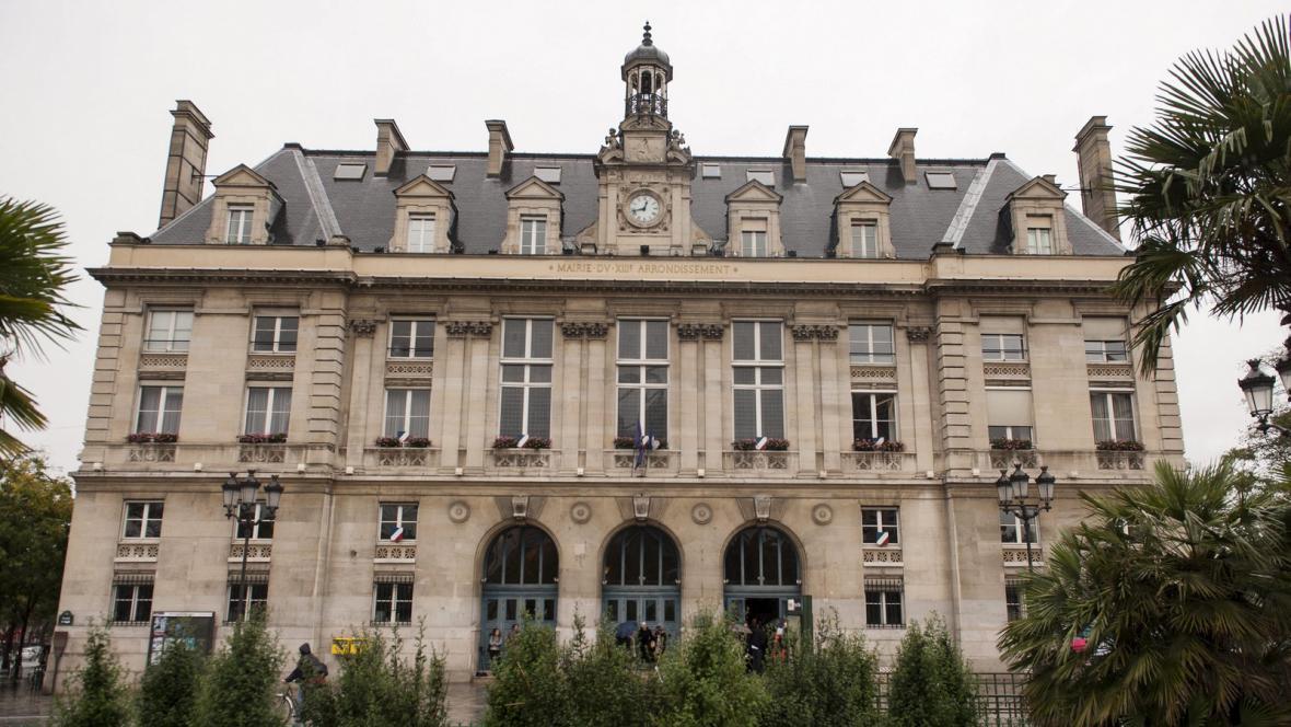Radnice 13. pařížského městského obvodu