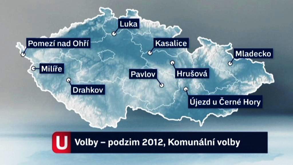 Komunální volby 2012