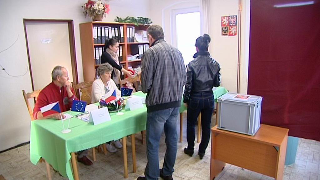 Volby v Pomezí nad Ohří