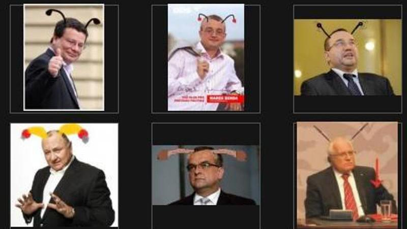 Politici s tykadly