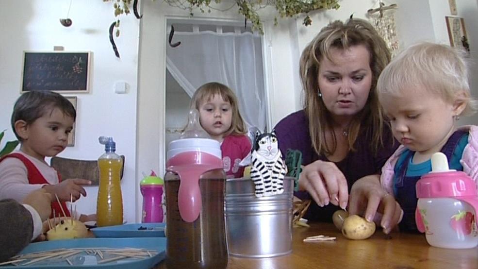 Pro miniškolky neplatí tak přísná pravidla jako pro mateřinky